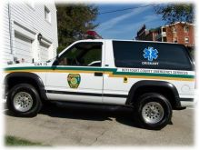 Car 75 Emergency Response Vehicle